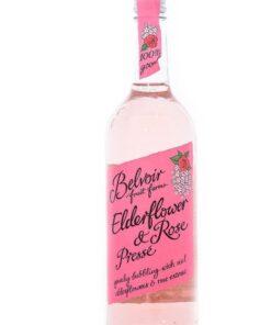 Belvoir Fruit Farms Elderflower and Rose Pressé