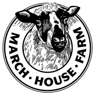 March House Farm sheep Logo