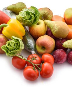 fruit and salad box