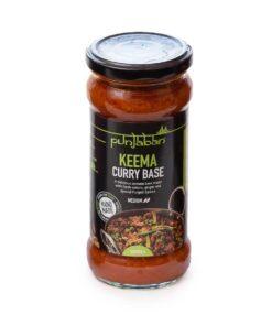 punjaban keema curry base