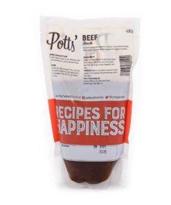 potts beef stock