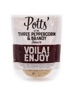 Potts' Sauces and Marinades