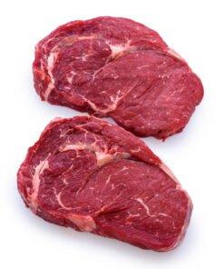 beef ribeye steaks