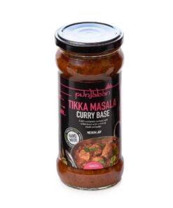 punjaban tikka masala curry base