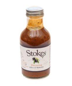 Stokes Olive & Balsamic Dressing