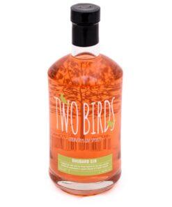 Two Birds Rhubarb Gin 70cl