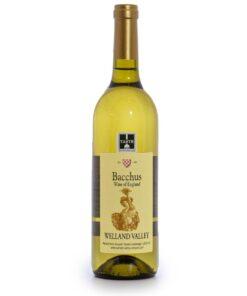 welland valley bacchus white wine