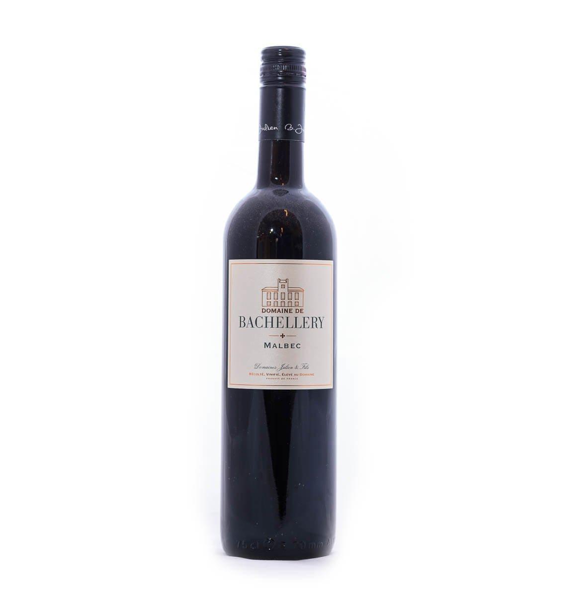 Bachellery malbec red wine