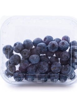 packet of blueberries