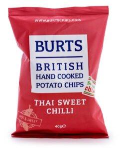 thai sweet chilli crisps