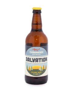 Charnwood Brewery Salvation Beer