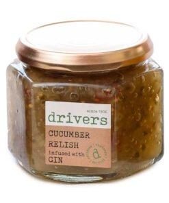 Drivers Cucumber Relish with Gin