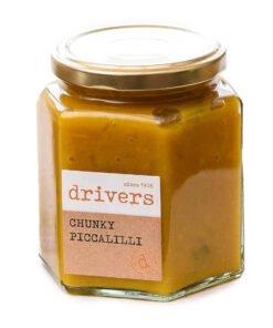 Drivers picccalilli