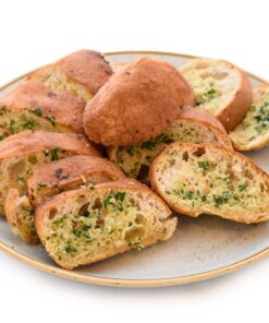 garlic ciabatta
