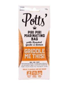 Piri Piri with Roasted Garlic and Lemon Marinating Bag