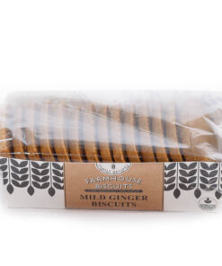 Farmhouse Mild Ginger Biscuits