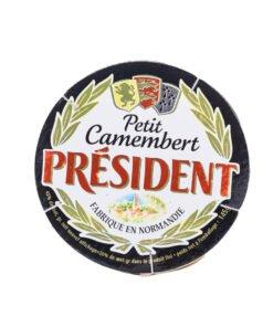 President Petit Camembert