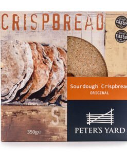 sourdough crispbread