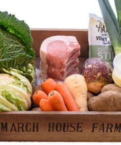 Vegetable, Salad, Fruit & Meat Boxes