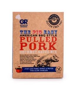 Gordon Rhodes Pulled Pork Sauce Mix