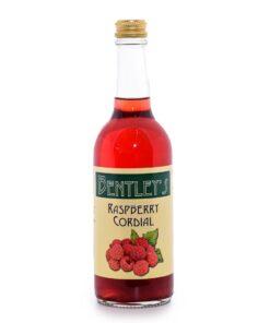 Bentleys Raspberry Cordial