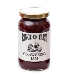 Ringden Farms Strawberry JAm