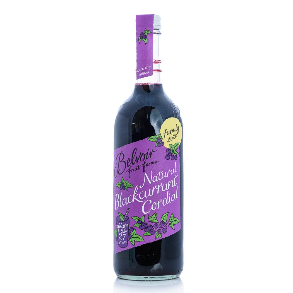 belvoir farms blackcurrant cordial