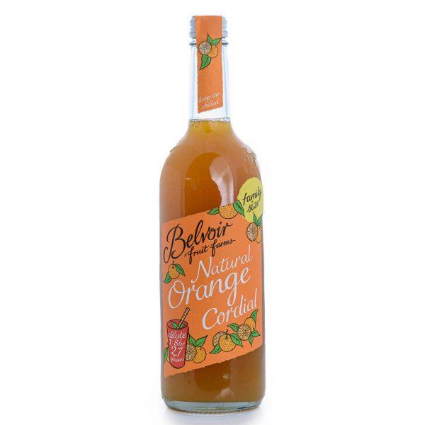 belvoir farms orange cordial