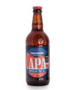 Charnwood Brewery APA