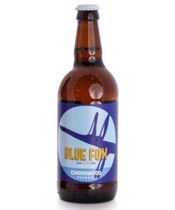 Charnwood Brewery Blue Fox Ale