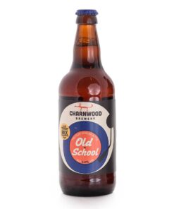Charnwood Brewery Old School Ale
