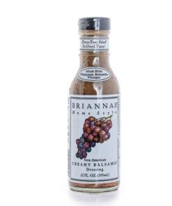 Brianna's Creamy Balsamic Dressing