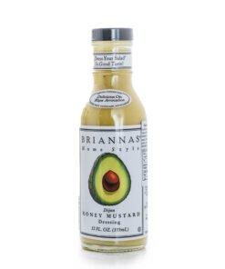 Brianna's honey mustard dressing