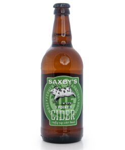 Saxby's 3 point 9 cider