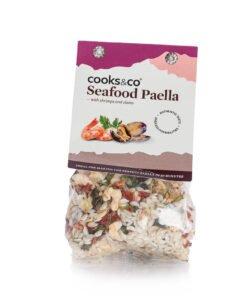 Cooks & Co. Seafood Paella