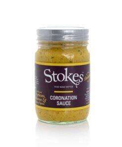 Stokes coronation sauce