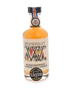 Womersley Raspberry and Chilli Vinegar
